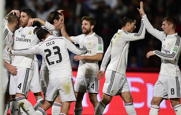 Real Madrid derrota 4-0 a Cruz Azul en semifinal de Mundial de Clubes