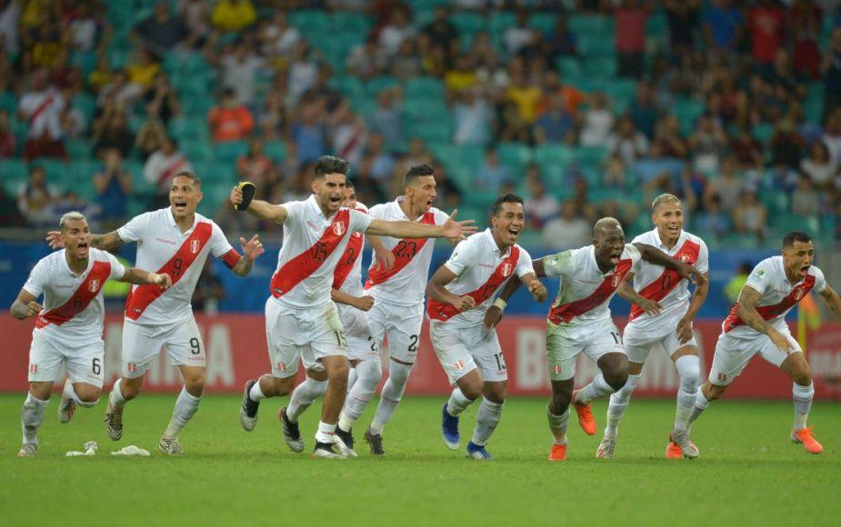 Perú vs. Chile: los cinco jugadores más valiosos de cada equipo | FOTOS