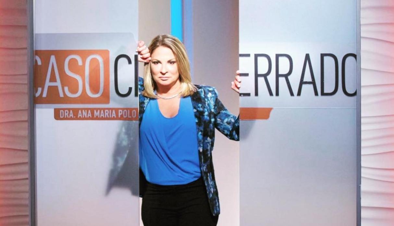 Caso cerrado: Ana María Polo celebró los 18 años de su programa y anunció su regreso | VIDEO