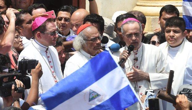 Obispo nicaragüense considera excesivo plazo 90 días para liberar opositores