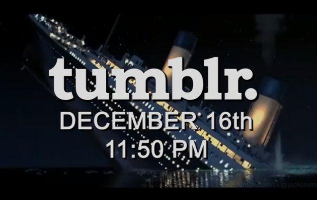 Tumblr le dice adiós a todo el contenido adulto en su sitio web