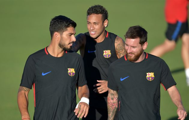 Barcelona tendrá que desprenderse de tres cracks para poder fichar a Neymar