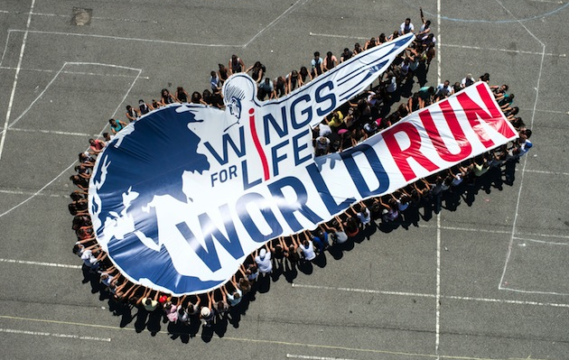 Wings for Life: la carrera sin límites para ayudar