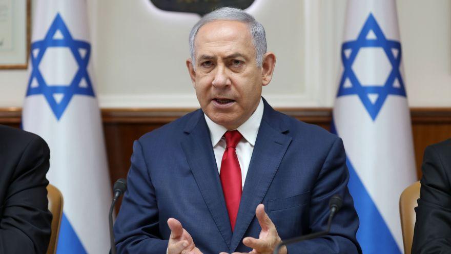 """Netanyahu considera """"muy peligroso"""" el anuncio de Irán sobre uranio enriquecido"""