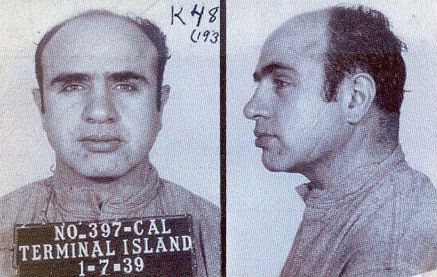 Al Capone: Ocho datos sobre el legendario capo de la mafia