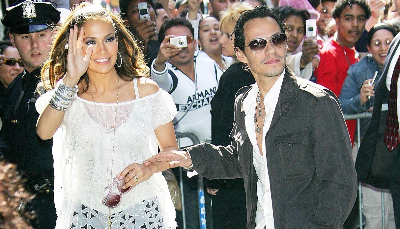 Jennifer López revela cuál es el secreto para llevar una buena relación con Marc Anthony   FOTOS Y VIDEO