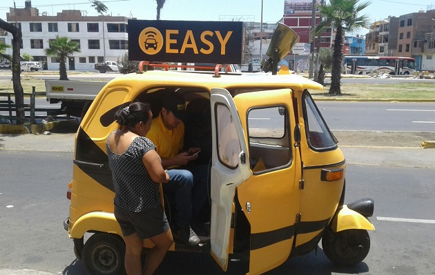 EasyKar, el servicio de mototaxi por aplicación de Easy Taxi