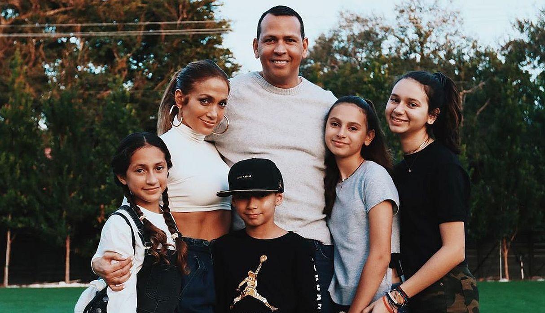 Jennifer Lopez y Álex Rodríguez celebraron juntos el Día de la Independencia de Estados Unidos | FOTOS