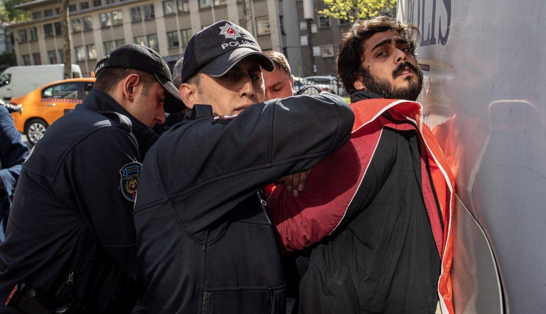 Turquía: Más de 80 detenidos en Estambul en marcha por el 1 de mayo | FOTOS