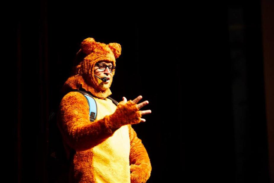 Teatro para niños: El Travieso Cuy, una obra con música en vivo para toda la familia