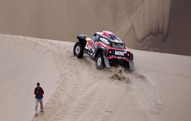 Rally Dakar: Arabia Saudita será sede de la competencia de manera oficial