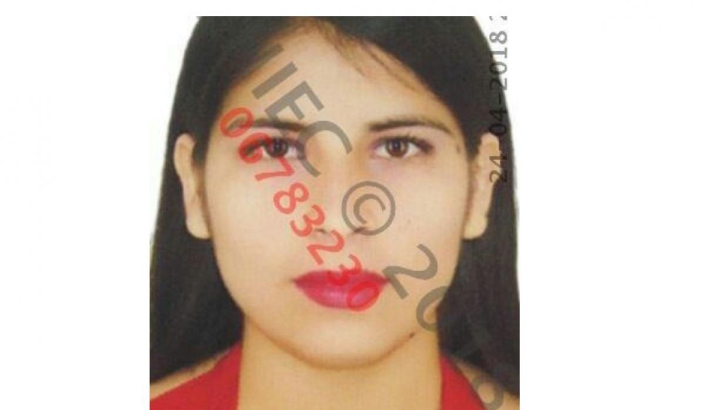 Eyvi Liset Agreda Marchena (22) fue identificada como la agraviada. (Reniec)