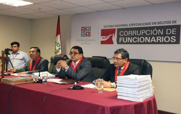 Poder Judicial cambió a un coordinador del sistema de corrupción de funcionarios