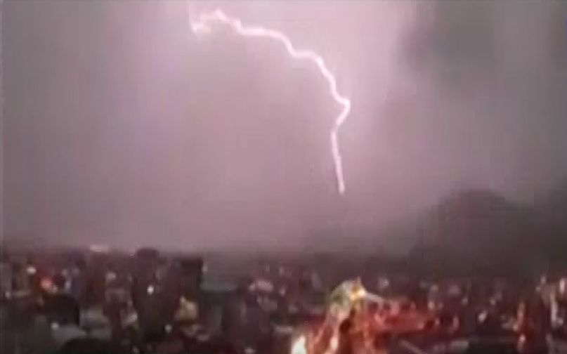 Cusco afectada por intensas lluvias y vientos huracanados | VIDEO