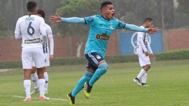 Sporting Cristal venció 2-1 a Alianza Lima en Torneo de Reservas
