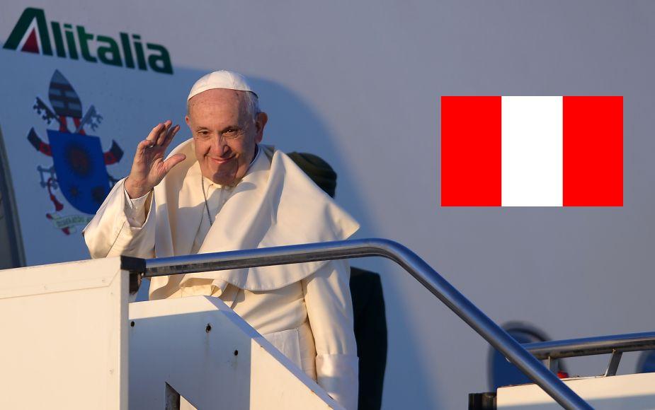 Papa Francisco: este es el itinerario de todas sus actividades en Perú