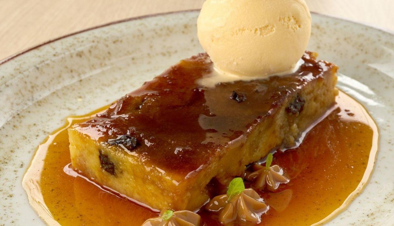 Budín de chancay con helado: una novedosa y exquisita receta