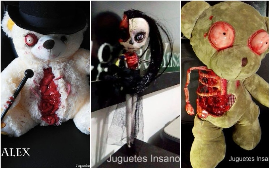 Juguetes Insanos: 'muertosos', muñecos zombis y otros objetos para grandes hechos en Perú