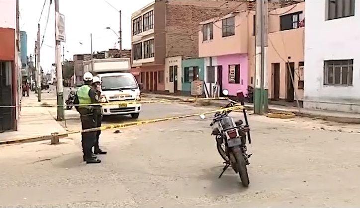 Callao: balacera por presunto ajuste de cuentas dejó tres heridos