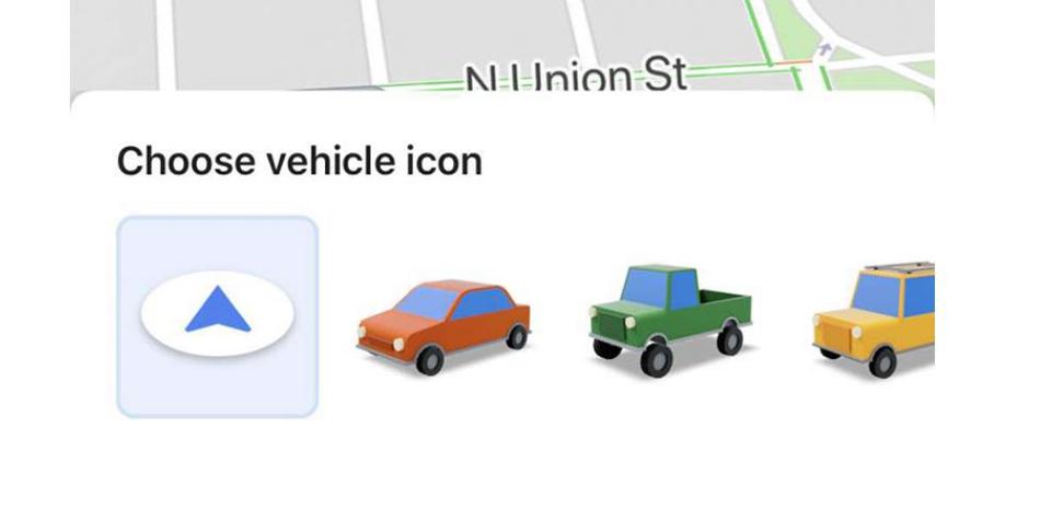 Así es como puedes cambiar el círculo azul de Google Maps y reemplazarlo por un auto de tu color favorito. (Foto: Google)