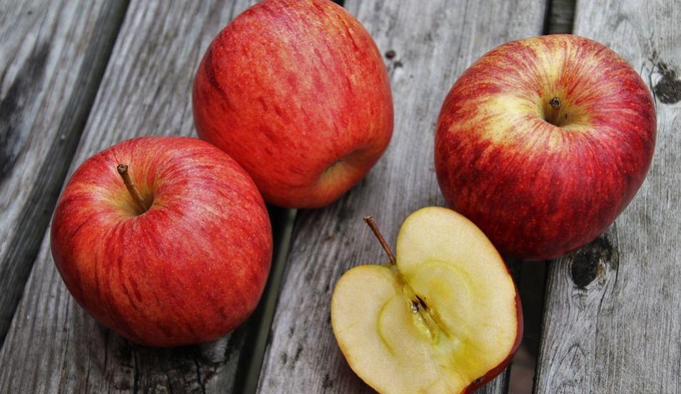 Las manzanas son una buena opción en la alimentación saludable. (Foto: Pixabay)