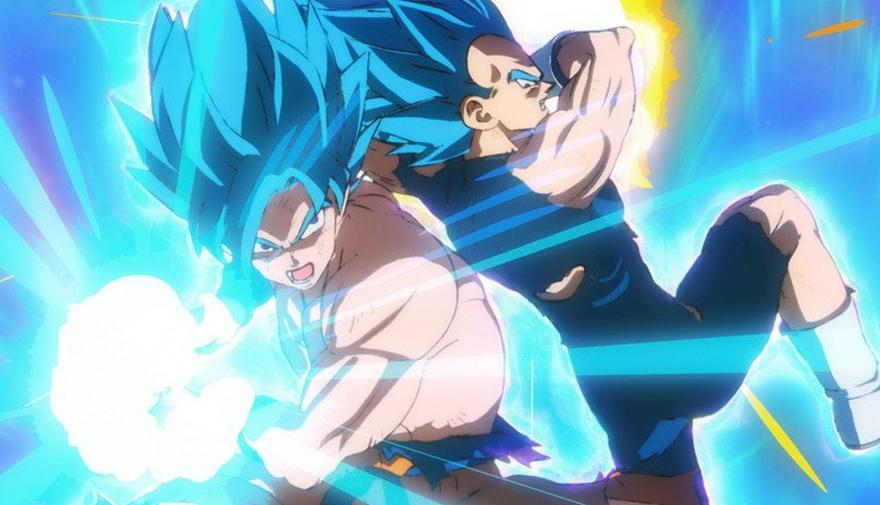 Dragon Ball Super Goku Y Vegeta A La Moda Bandai Vendera Los