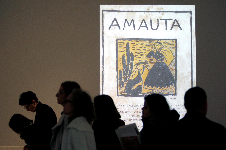 """ARCOmadrid 2019: Museo Reina Sofía inaugura muestra dedicada a la revista """"Amauta"""""""