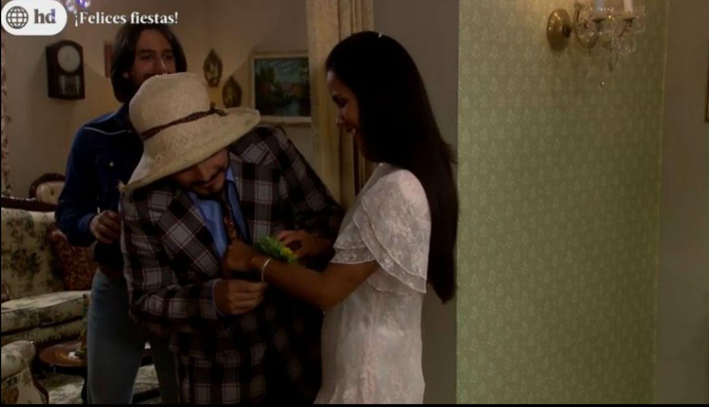 De vuelta al barrio: Felicitas dejó sorprendido a Pancho con su nuevo look [VIDEO y FOTOS]