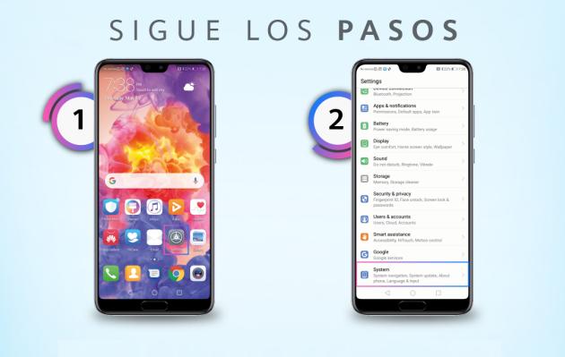 Huawei: actualización a EMUI 9 ya está disponible en Perú para estos modelos