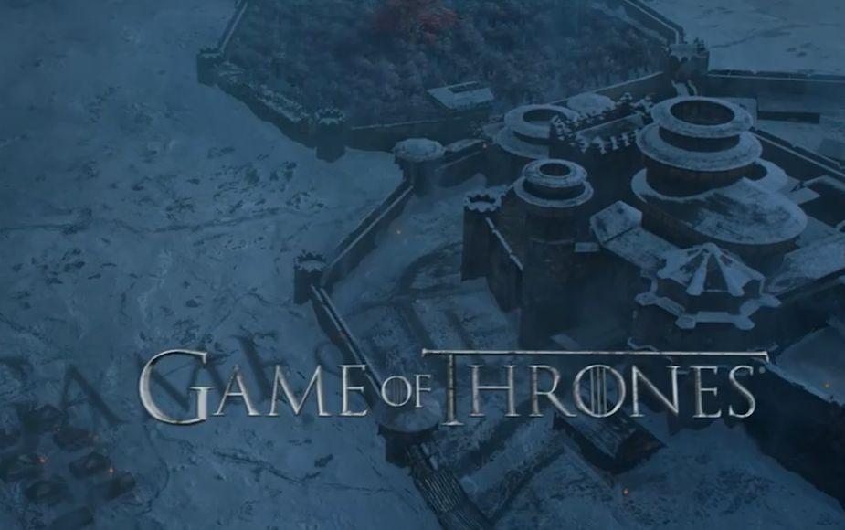 'Game of Thrones': Sansa Stark y Daenerys Targaryen se encuentran en adelanto de la última temporada