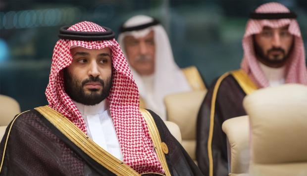 """Príncipe heredero saudita """"no dudará"""" en responder a amenazas en medio de tensiones con Irán"""