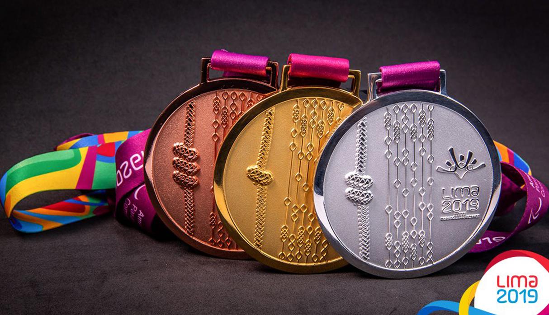 Lima 2019: conoce las medallas que se entregarán en los Juegos Panamericanos y Parapanamericanos | FOTOS