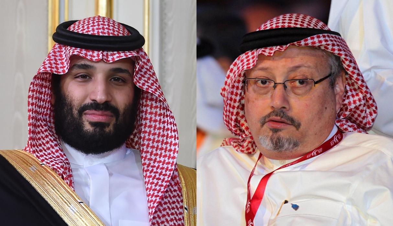 Khashoggi fue presuntamente asesinado y descuartizado en el consulado de Arabia Saudita en Estambul el 2 de octubre del año pasado por aparentes órdenes del príncipe heredero Mohamed bin Salman. (Foto: AFP - EFE)