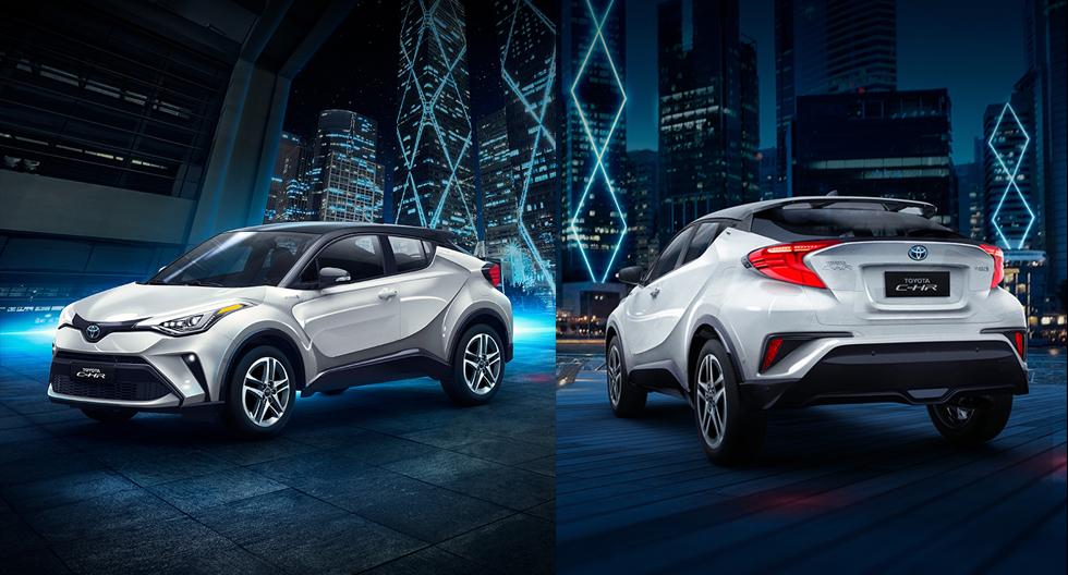 Toyota C-HR 2020: la nueva SUV mediana con tecnología híbrida llegó a Perú | FOTOS