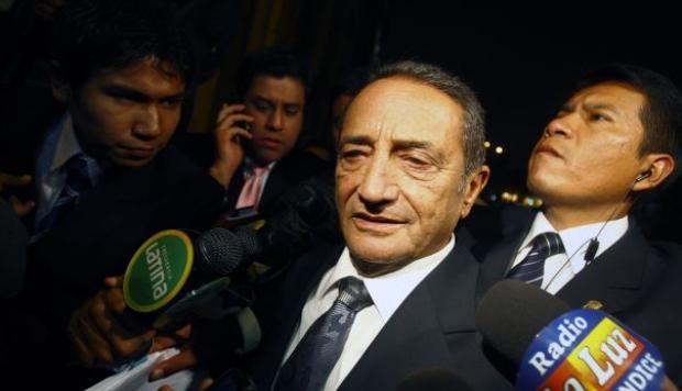 Acuerdo de Fiscalía con Josef Maiman fue entregado al Poder Judicial