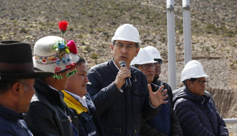 """Martín Vizcarra: """"Si no se aclaran las dudas, no hay construcción del proyecto Tía María"""""""