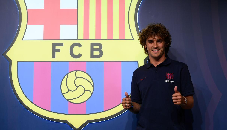 Barcelona: Antoine Griezmann escogió el dorsal que llevará en el Camp Nou