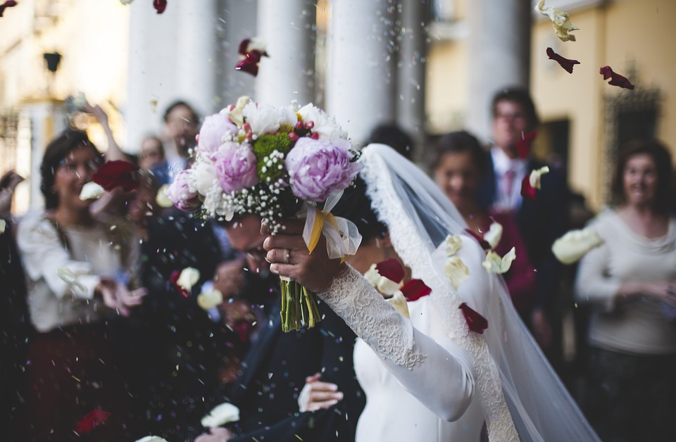 Escoge el bouquet adecuado para el día de tu boda