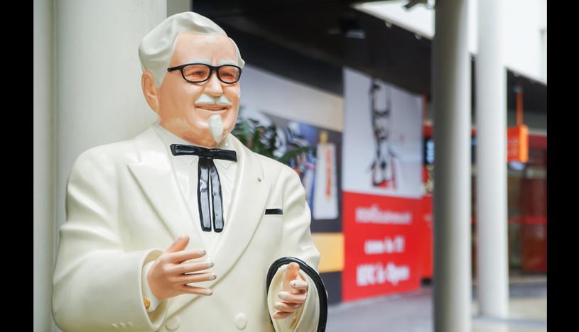 vendió su negocio a un grupo inversor por US$ 2 millones. Aceptó ser imagen de KFC y cobrar un sueldo de US$ 75 mil al año. (Foto: Shutterstock)