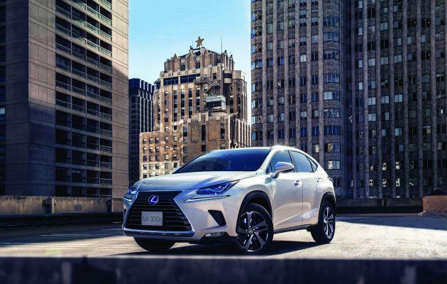 Lexus trae al Perú la NX300h, una SUV híbrida autorecargable