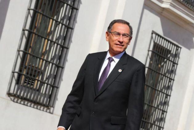 Vizcarra: 'Confiamos en que el Congreso aprobará las reformas en el tiempo previsto'