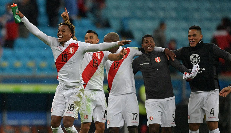 Brasil 2019: clubes felicitan a jugadores peruanos por pase a la final de Copa América
