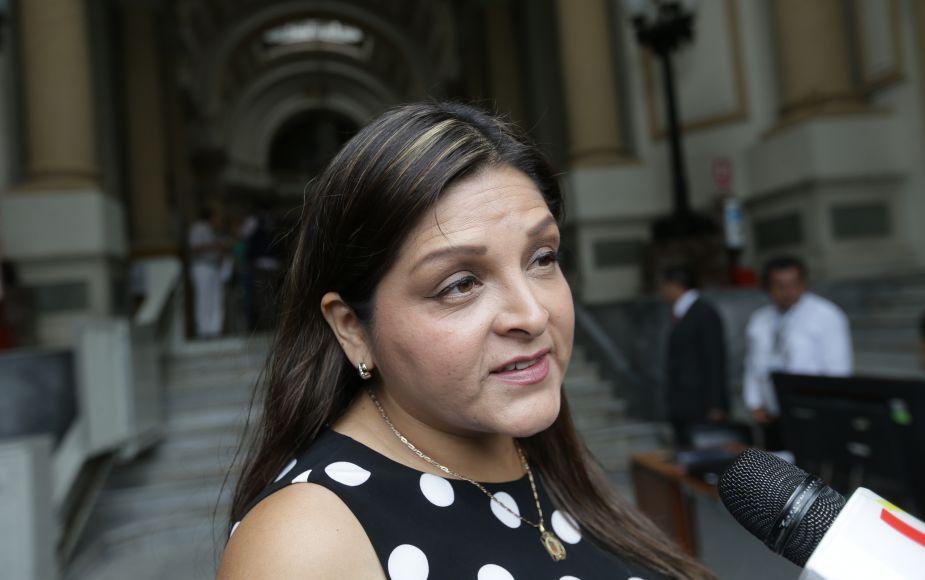Beteta niega conspiración de Fuerza Popular contra fiscal Domingo Pérez