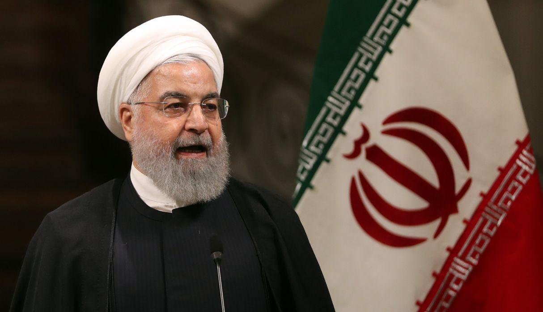 Presidente de Irán califica las sanciones de EE.UU. de 'crimen contra la humanidad'