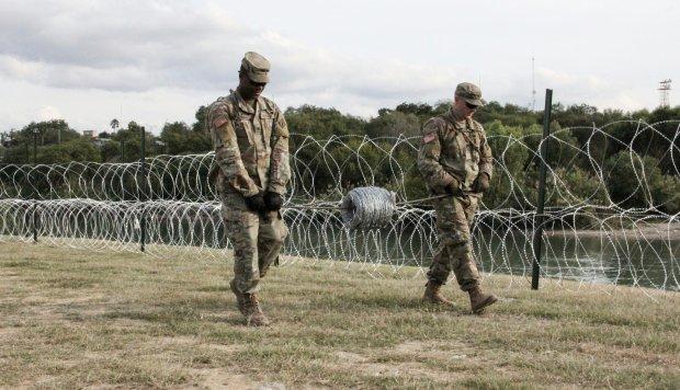 La Casa Blanca sopesa un papel más activo de los militares en la frontera