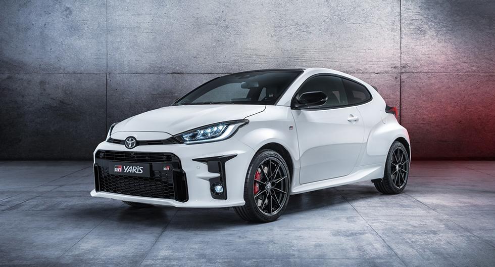 Toyota GR Yaris promete competir con los compactos deportivos del mercado | FOTOS