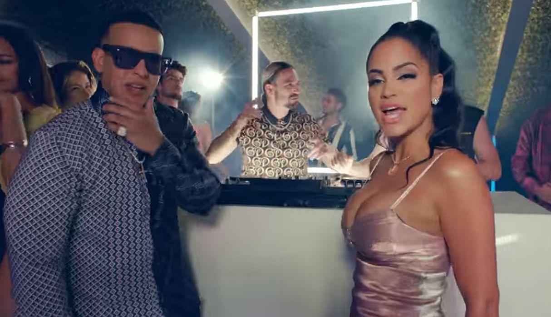 Natti Natasha se une nuevamente a Daddy Yankee para una nueva colaboración llamada 'Instagram' | FOTOS