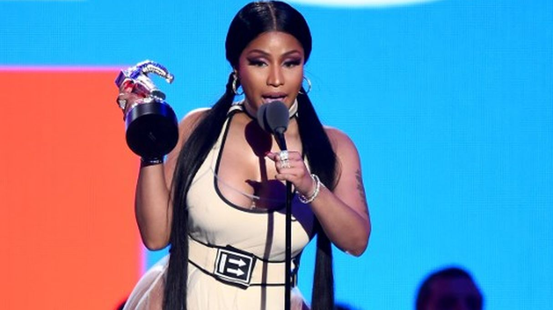 Nicki Minaj voló hasta China para ofrecer un concierto en evento falso