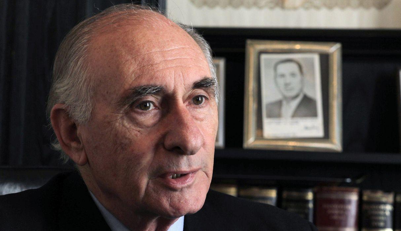 Expresidente Fernando de la Rúa es sepultado en ceremonia privada en Argentina | FOTOS