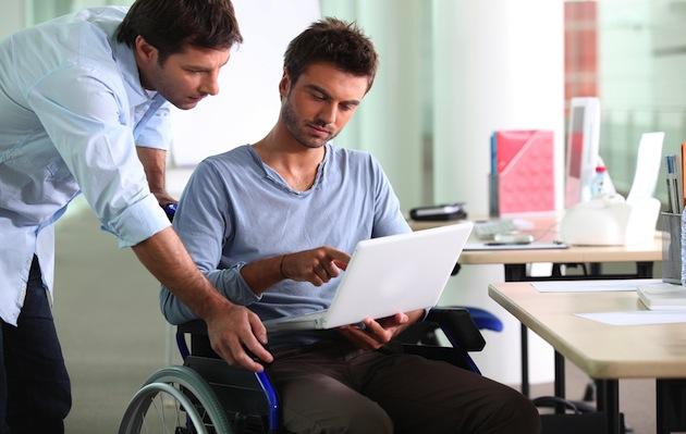 Empleo para personas con discapacidad
